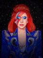 02-22-2016 Gaga, Space Princess BY Hellen Green 001