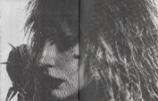 Chromatica Trifold LP fanzine 005