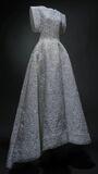 Azzedine Alaïa - Custom gown