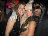Cynthia and Gaga