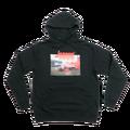 JTW Merch Black Hoodie Front