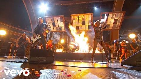 Moth Into Flame (Live at the 59th GRAMMYs)