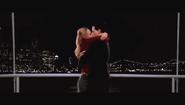 Mr. Fantastic invisible woman kiss