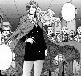 Balalaika manga