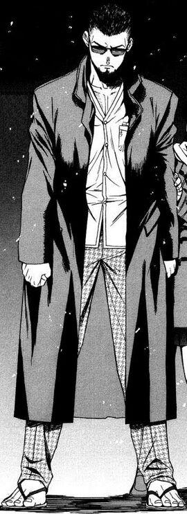 Ginji Matsuzaki manga.jpg