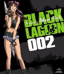 Black Lagoon Robertas Blood Trail DVD Covers 002