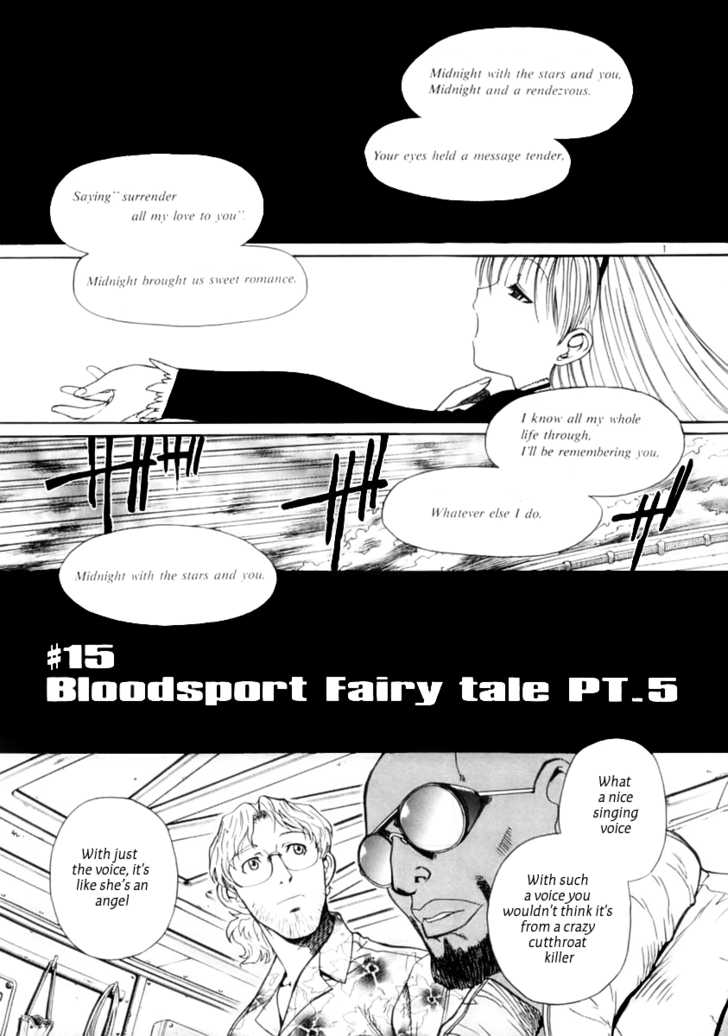 Bloodsport Fairy tale Part 5
