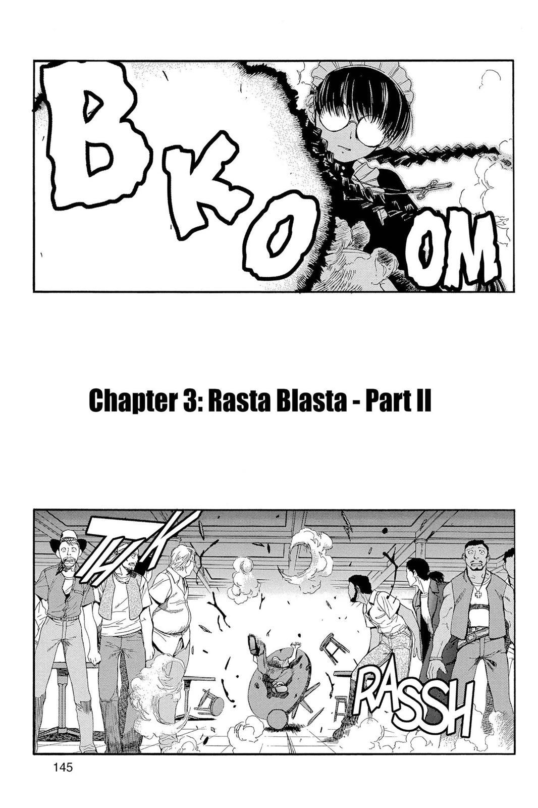 Rasta Blasta Part 2