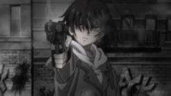 Black Lagoon - Revy's shooting spiel (English) 0-14 screenshot