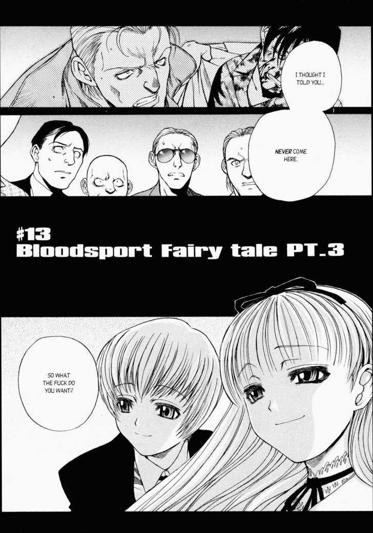 Bloodsport Fairy tale Part 3