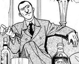 Tsugio Bando manga.jpg