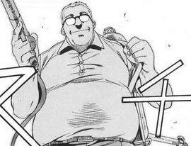 Claude Weaver manga.jpg