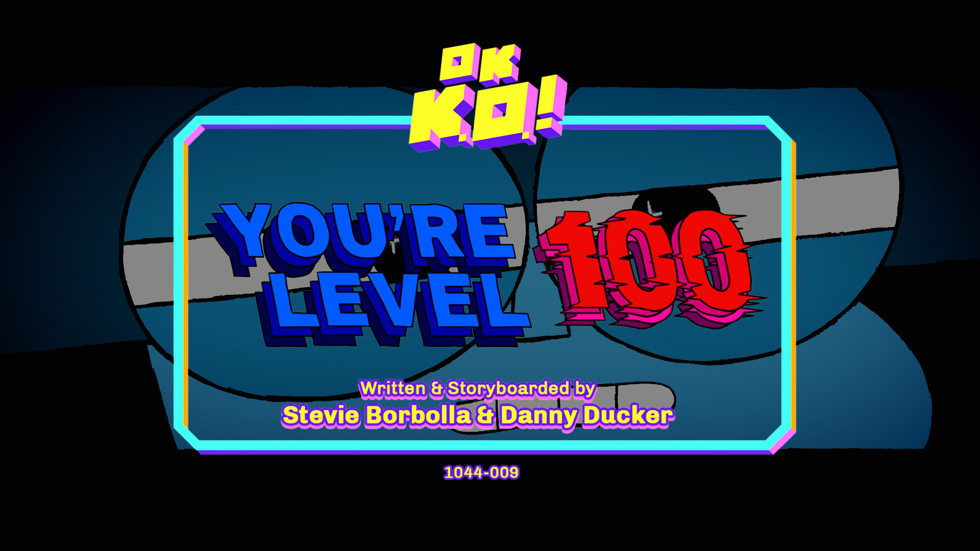 You're Level 100!