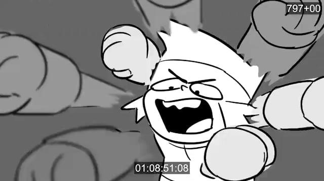"""OK KO """"Let's Be Heroes"""" - Storyboard by Mira Ong Chua"""