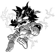 KO Power Shock Drawing Dave