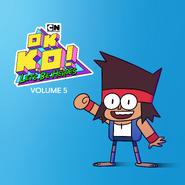 OKKO iTunes Volume 5 Cover