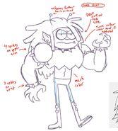 Trad Sketch by Ian