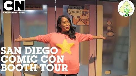 San Diego Comic Con OK K.O