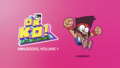 OKKO Minisodes Volume 1 Cover Apple TV