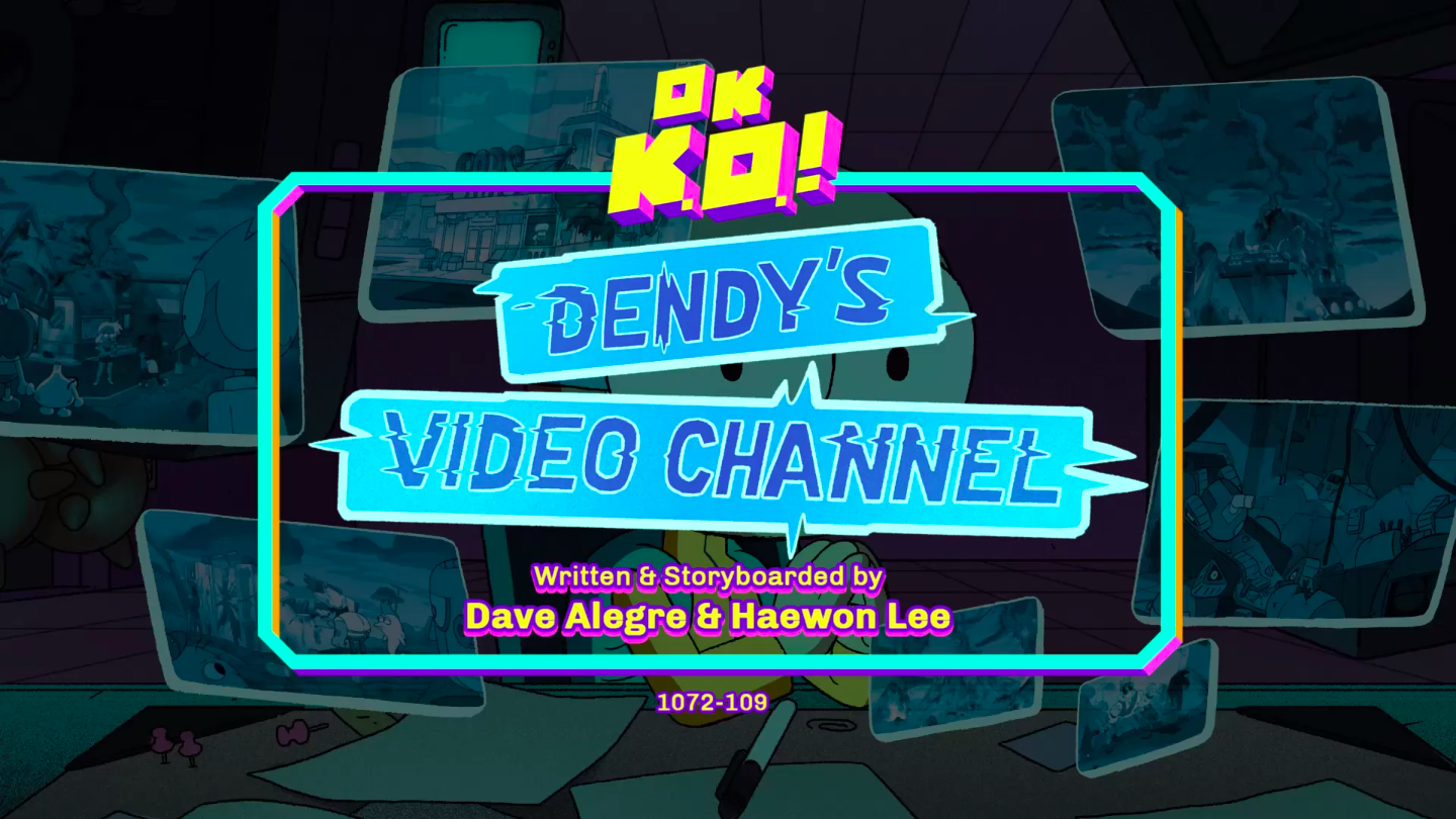 Dendy's Video Channel
