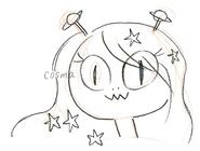 Cosma Original Drawing GH