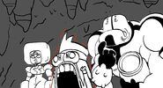 Garnet KO Four Arms Shocked