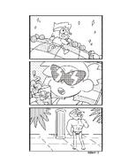 Gang on Break Drawing by Ryann