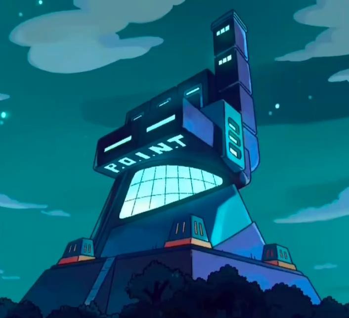 P.O.I.N.T. Headquarters