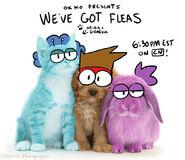 We Got Fleas Promo