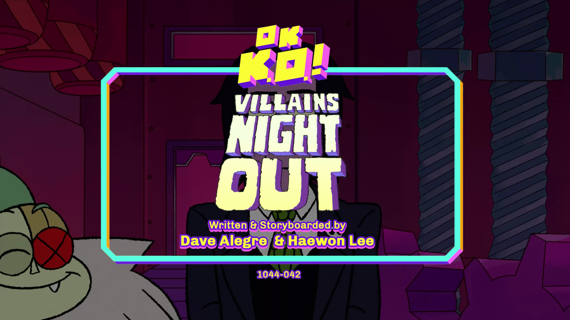 Villains' Night Out