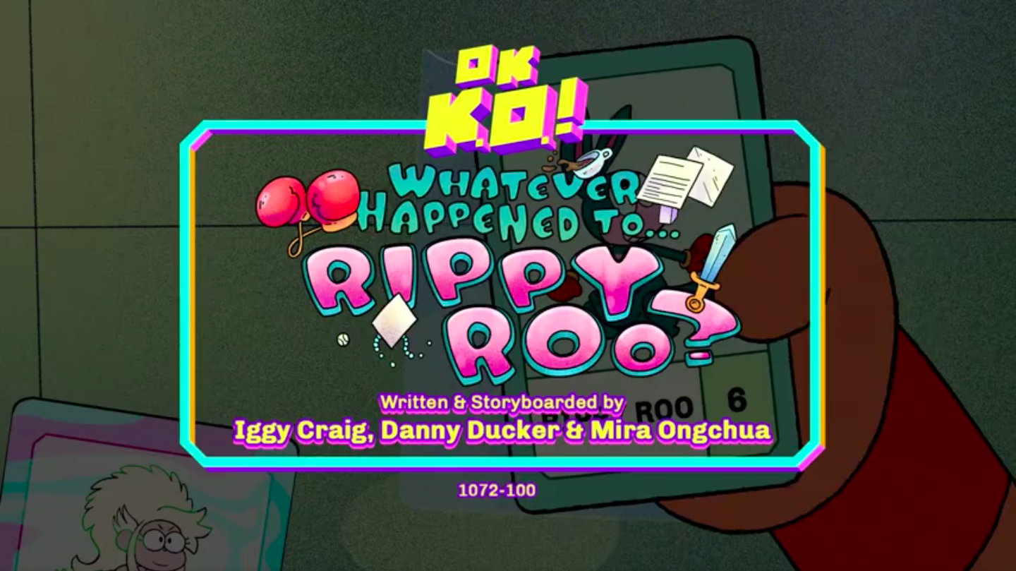 Whatever Happened to... Rippy Roo?