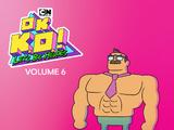 OK K.O.! Let's Be Heroes Volume 6