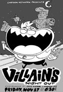 Villains Night Out Promo