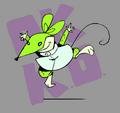 Fink Rat Drawing Parker