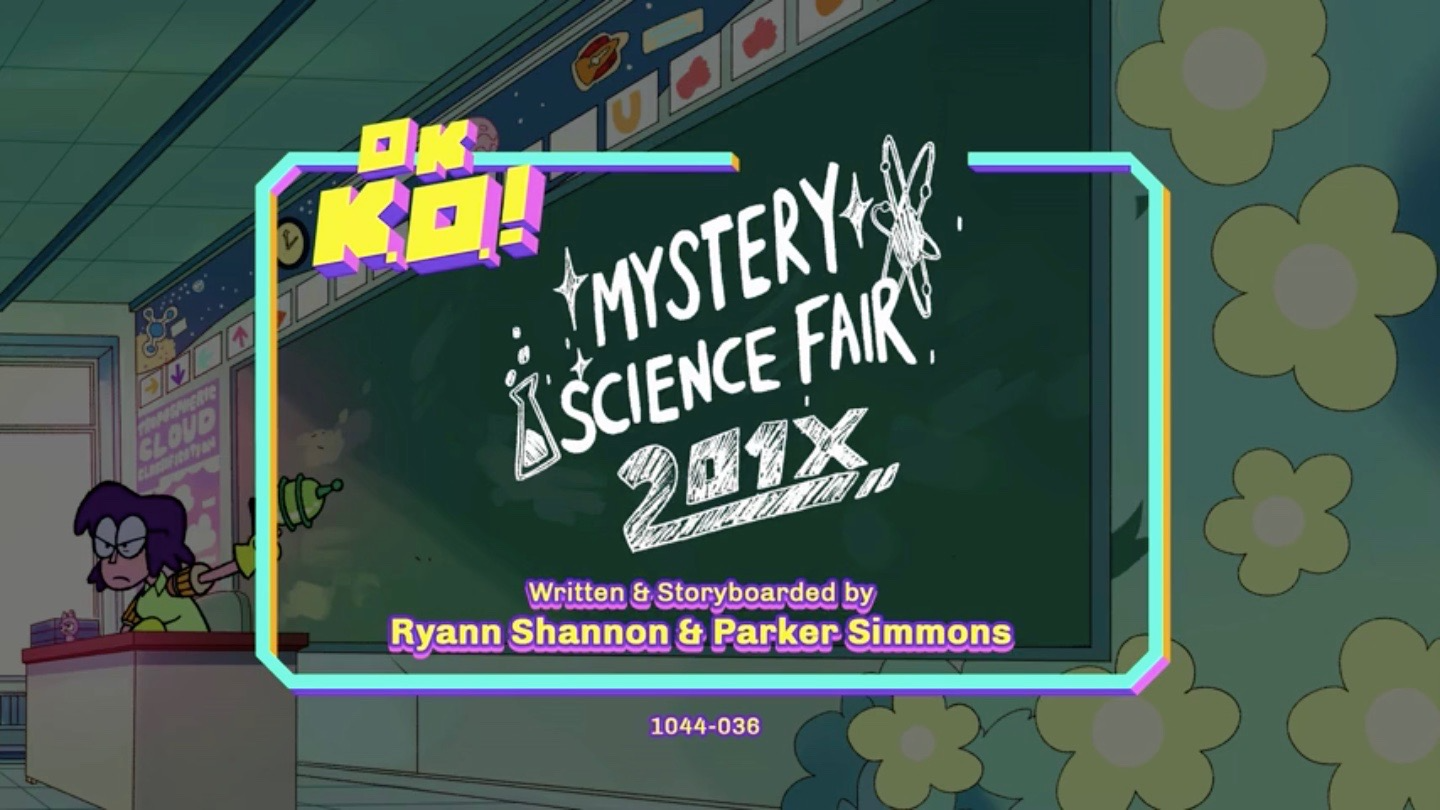 Mystery Science Fair 201X