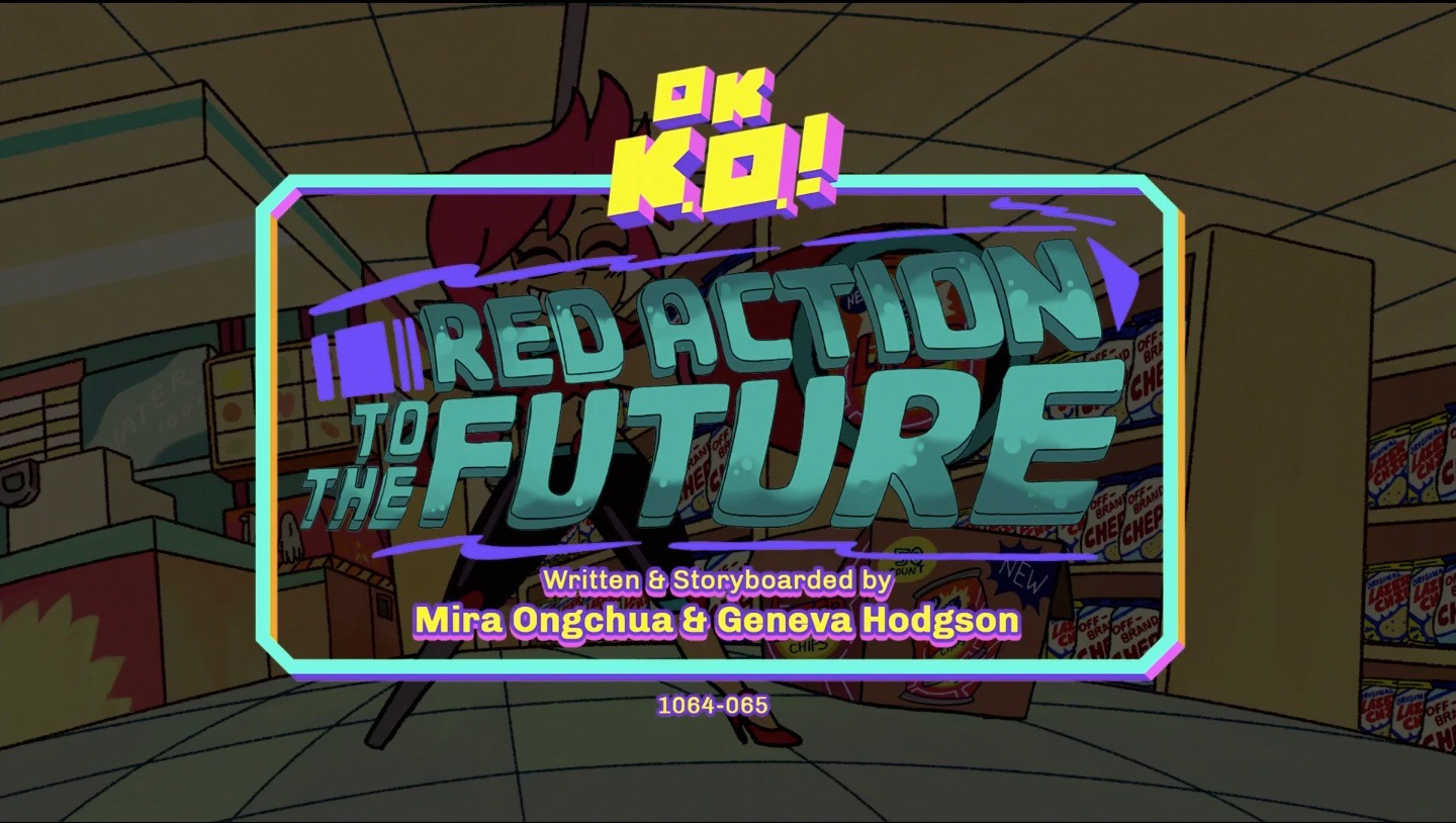 Red Action to the Future