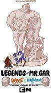 Legends of Mr Gar Promo by Dave