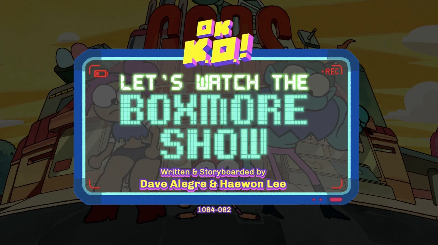 Let's Watch the Boxmore Show