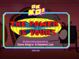 The Power Is Yours!