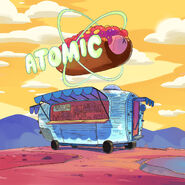 Special Delivery Atomic Stand Color