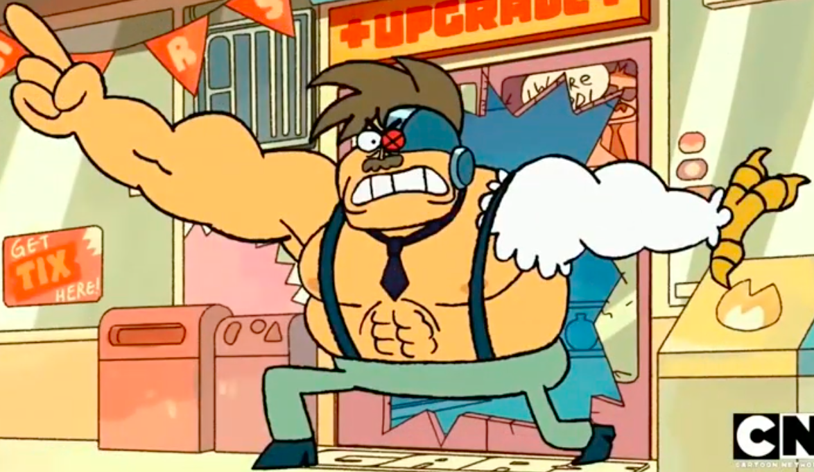 Mr. Box-Gar