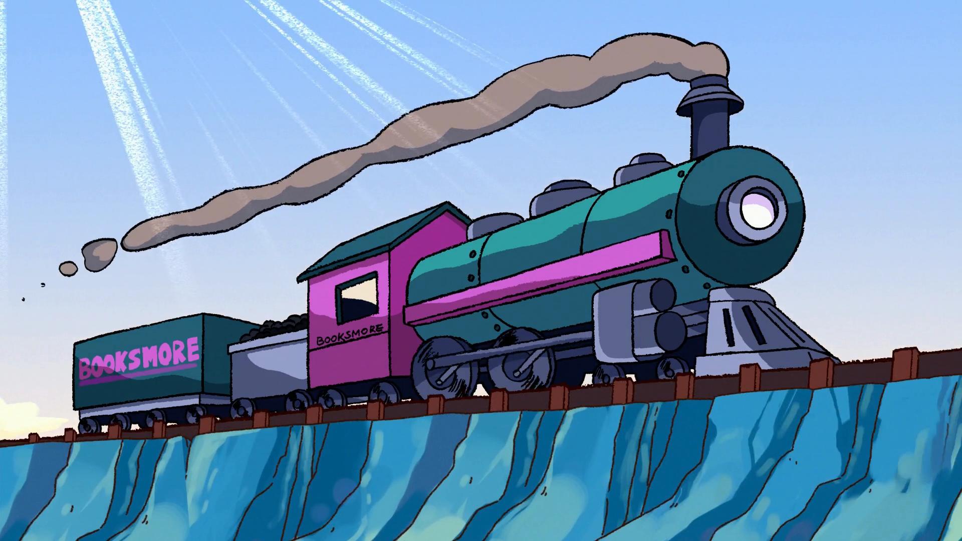 Textbook Train (vehicle)