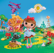 Dotty Gale Winds full poster