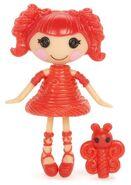 Twist E. Twirls doll - mini