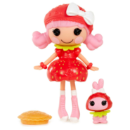 Tart Berry Basket Mini Doll