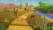 LTV Limite bioma desertico