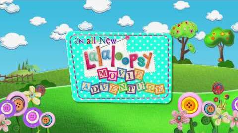 Lalaloopsy Babies First Steps - Trailer