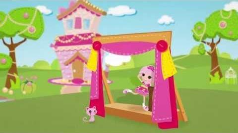 Peanut Big Top aprende a montar el monociclo