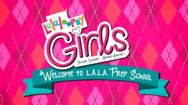Lalaloopsy Girls - Main theme