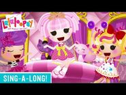 Lalaloopsy Girls Lyric Video! - Sing Along Music Video - Cartoons for Kids